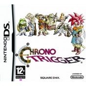 Ex-Display Chrono Trigger Game DS Used - Like New