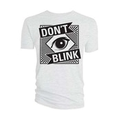Doctor Who - Don't Blink Men's X-Large T-Shirt - White