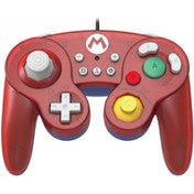 Hori Battle Pad (Mario) Gamecube Style Controller for Nintendo Switch