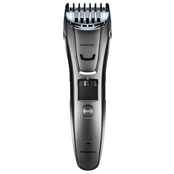 Panasonic ERGB80S All in One Cordless Beard, Hair & Body Trimmer - Silver UK Plug