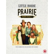 Little House on the Prairie - The Complete Series DVD