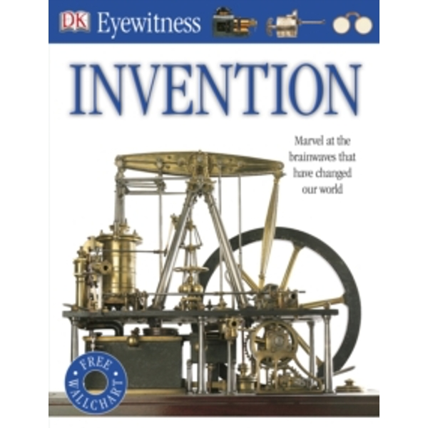 Invention by DK (Paperback, 2013)
