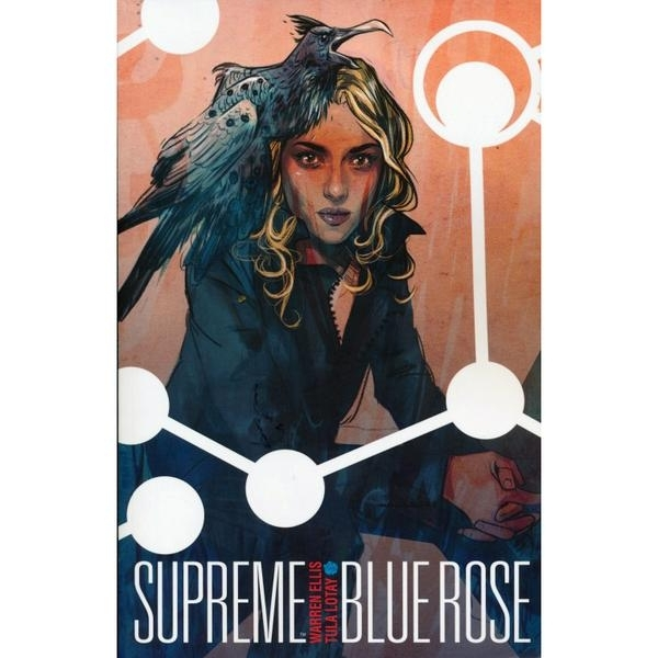 Supreme Blue Rose