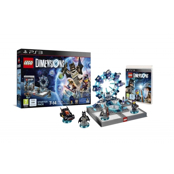 Lego Dimensions PS3 Starter Pack - Image 8