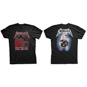 Metallica - Kill 'Em All Men's XX-Large T-Shirt - Black
