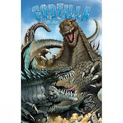Godzilla Complete Rulers Of Earth: Volume 1