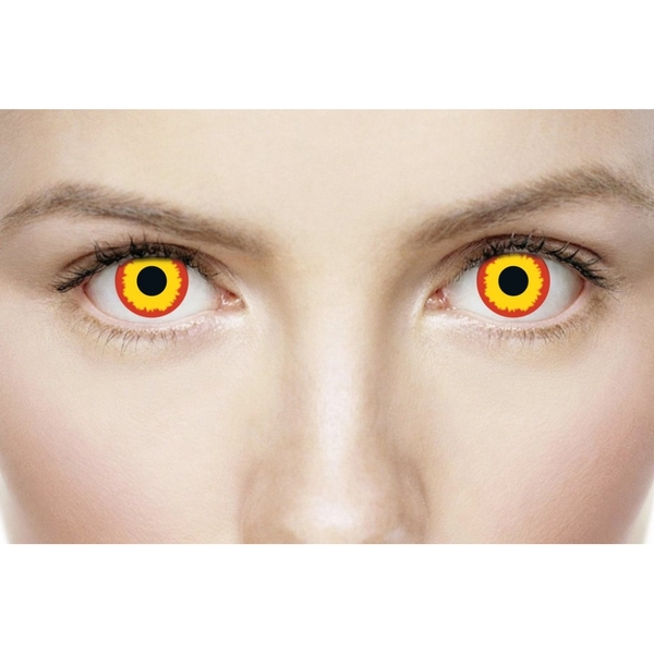 Wildfire 1 Day Halloween Coloured Contact Lenses (MesmerEyez XtremeEyez) - Image 3