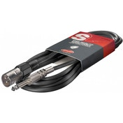 Stagg 6mm to XLR Cable 6m