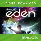 Child Of Eden (Kinect Compatible) Xbox 360 Digital Download Game
