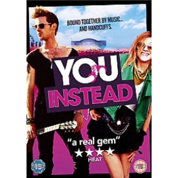 You Instead DVD