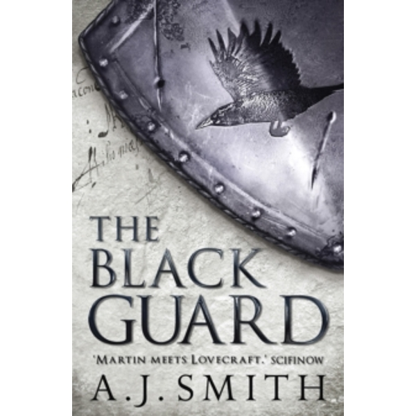 The Black Guard by A. J. Smith (Paperback, 2014)