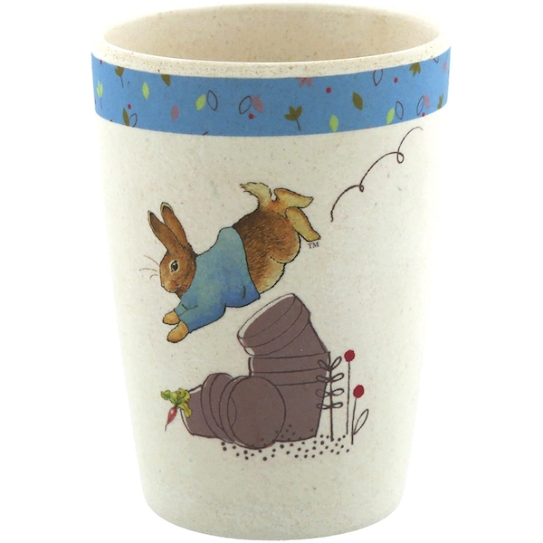 Peter Rabbit Bamboo Beaker
