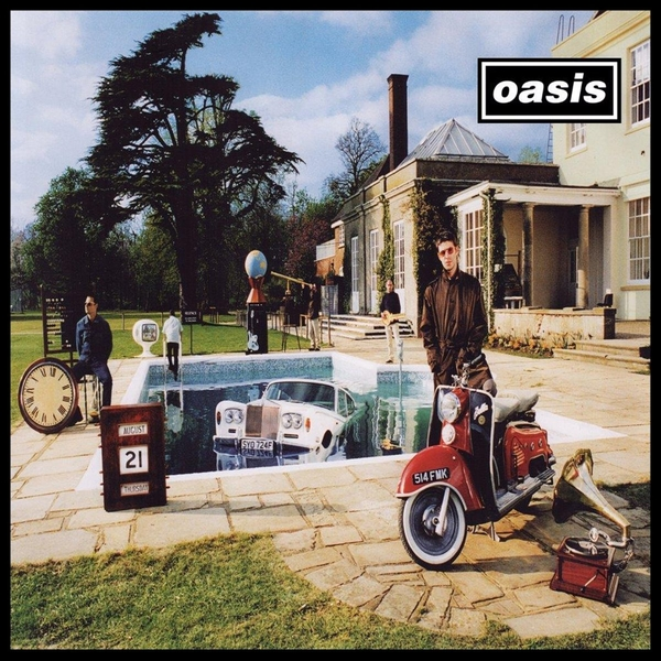 Oasis - Be Here Now (Remastered Edition) Vinyl
