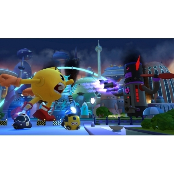 Pac-Man & The Ghostly Adventures 2 3DS Game - Image 2