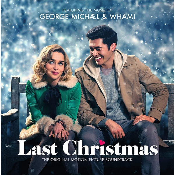 Last Christmas Soundtrack OST CD