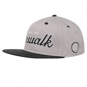 Airwalk Snap Back Cap Grey & Black