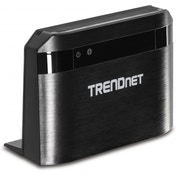 TRENDnet N300 300Mbps Wireless N Router Black V1.0R UK Plug