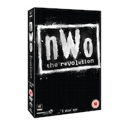 WWE - New World Order - The Revolution DVD
