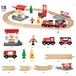 BRIO World Fire & Rescue - Rescue Fire Fighter Set - Image 2