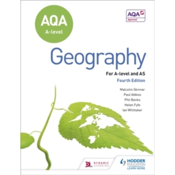 AQA A-level Geography Fourth Edition by Paul Abbiss, Ian G. Whittaker, Philip Banks, Helen Fyfe, Malcolm Skinner (Paperback, 2016)