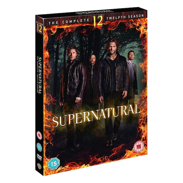 Supernatural: Season 12 DVD