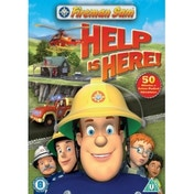 Fireman Sam Help Is Here DVD
