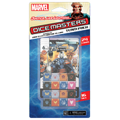 Marvel Justice Like Lightning Team Pack: Marvel Dice Masters