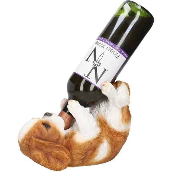 King Charles Cavalier Wine Bottle Holder