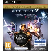 Destiny The Taken King Legendary Edition PS3 Game