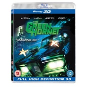 The Green Hornet Blu-ray 3D & 2D Blu-ray