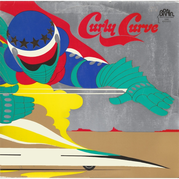 Curly Curve ‎– Curly Curve Vinyl