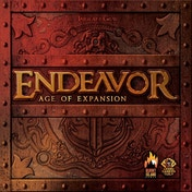 Endeavor: Age of Expansion Board Game