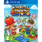 Harvest Moon Mad Dash PS4 Game