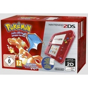 Nintendo 2DS 20th Anniversary Edition Console Pokemon Red Version (EU PLUG)