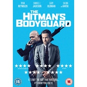 The Hitman's Bodyguard DVD