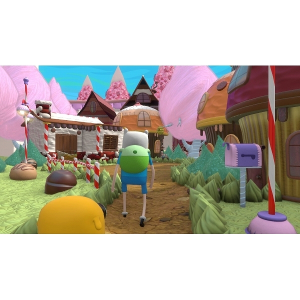 Adventure Time Finn and Jake Investigations Xbox 360 Game - Image 2