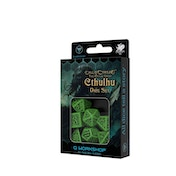 Q-Workshop Call of Cthulhu Outer Gods: Cthulhu Dice Set