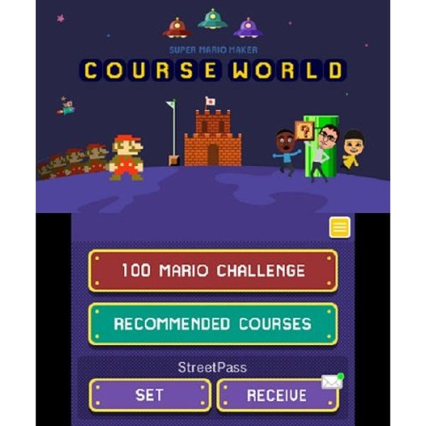 Super Mario Maker 3DS Game - Image 5