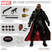 Blade (Marvel) Mezco One:12 Collective Figure