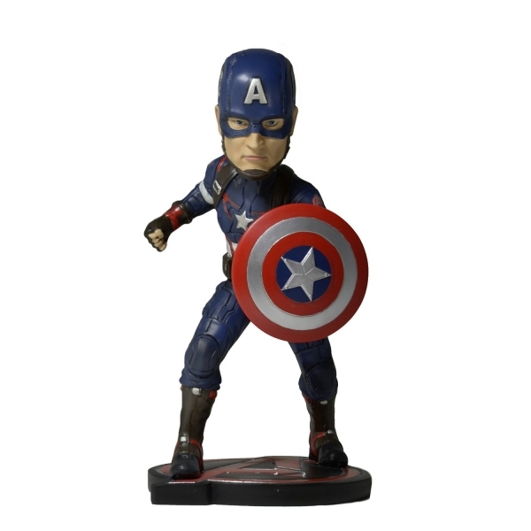 Captain America (Avengers: Age of Ultron) Neca Extreme Head Knocker - Image 2