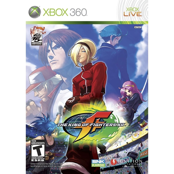 The King of Street Fighter XII Xbox 360 Game