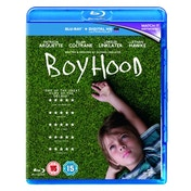 Boyhood Blu-ray & UV Copy