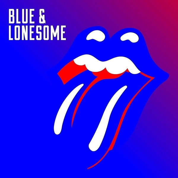 Rolling Stones - Blue & Lonesome (Jewel Case) CD