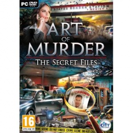 Art of Murder The Secret Files Game PC
