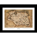 Skyrim Map Collector Print - Image 2
