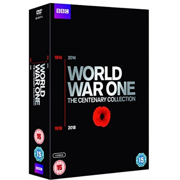World War I - Centenary Box Set DVD