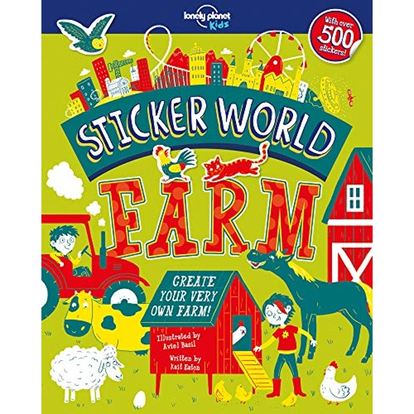 Sticker World - Farm  Paperback / softback 2019