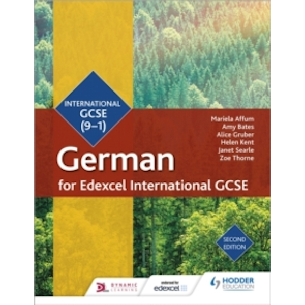 Edexcel International GCSE German Student Book Second Edition