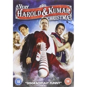 Very Harold & Kumar Christmas DVD