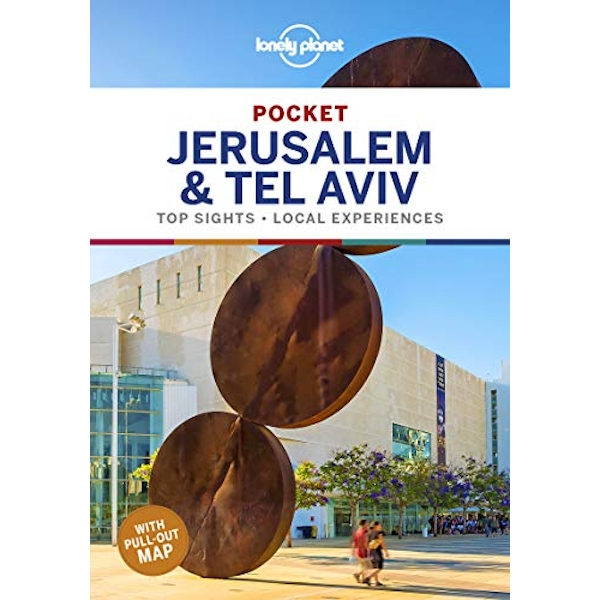 Lonely Planet Pocket Jerusalem & Tel Aviv  Paperback / softback 2019